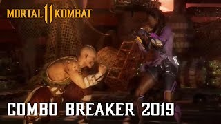 Tweedy vs. Sonicfox - Top 24 - COMBO BREAKER 2019