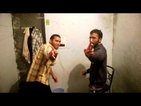 funny dance on Ku Ku Tu Meri Jana in biet jhansi