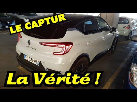 LA VÉRITÉ SUR LE NOUVEAU RENAULT CAPTUR !! TCE 155CH INITIALE PARIS