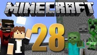 Mob Trap Parte 01 - Minecraft Em busca da casa automática #28.