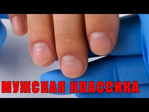 Уход за ногтями поэтапно