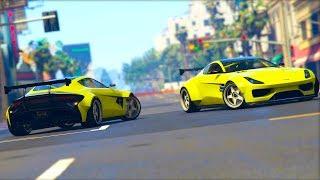 GTA V - RANDOM & FUNNY MOMENTS 67 (Magic Cars, Trevor Hates Cyclists!)