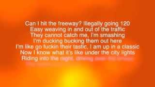 Repeat youtube video Macklemore- White Walls [Lyrics on screen]