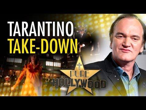"Quentin Tarantino is ""a garbage human being,"" but...  Ben Davies"