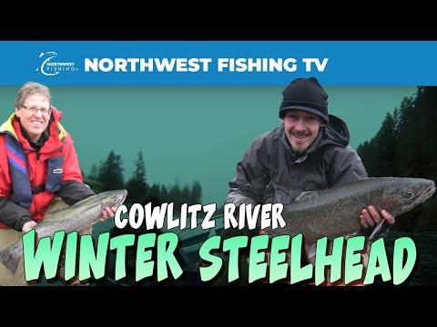 Winter Steelheading On The Cowlitz River
