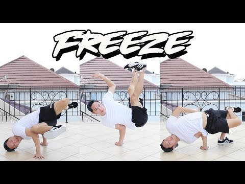 How To Baby Freeze, Chair Freeze & Airchair Freeze I COMPLETE 3 In 1 Basic To Advance Freeze Guide