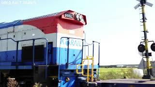 무궁화호 4400호대 화물열차(KORAIL TRAIN)