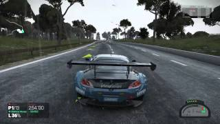 Project CARS - BMW Z4 GT3 - Azure Coast Full - Ultra Settings 60FPS PC Gameplay