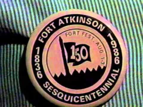 Fort Fest 1986, Fort Atkinson, WI