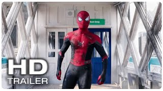 SPIDER MAN FAR FROM HOME spider suit damage trailer (NEW2019) MARVEL MOVIE