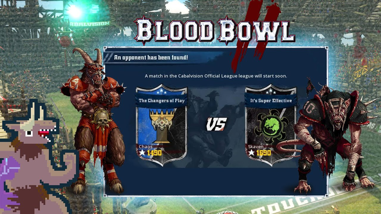 Blood Bowl Part 6 - Lesson 5 - Strategy 2 Screening