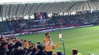 2019.2.23 Jリーグ第1節 ベガルタ仙台vs浦和レッズ @ユアテックスタジア...