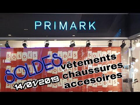 PRIMARK - SOLDES 2019