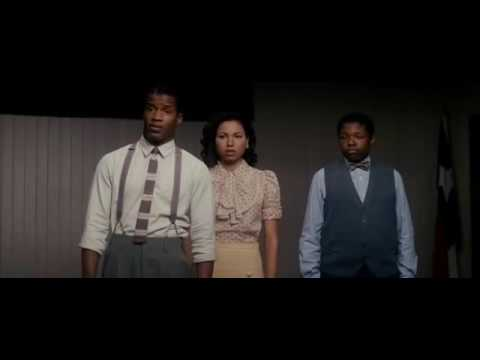Denzel Washington   The Great Debaters   Lynching