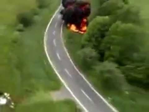 Surer Wyder 1986 Fatal Horror Crash Hessenrallye