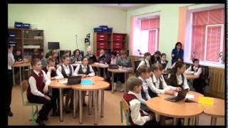 Крылова Э. В. Урок русского языка