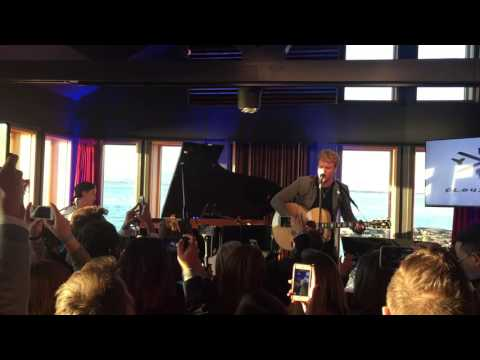 'Cloud Nine Launch Party': Kygo performs 'Raging' (feat. KODALINE) - Ålesund, 11 Maggio 2016