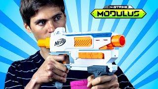 Nerf Modulus Mediator - garść szturmowych argumentów! - recenzja PoszukiwaczyFrajdy