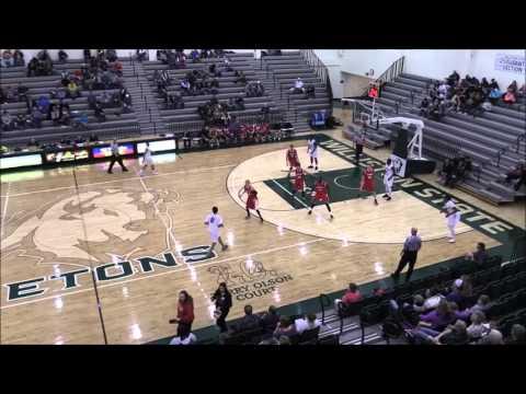 Jordan Dembley: Sophomore PG - Williston State College 2015-16