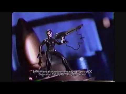 Batman Returns (1992) Toys Commercial #1