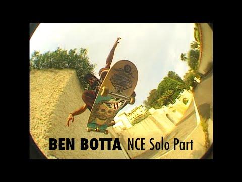 Ben Botta NCE Solo Part