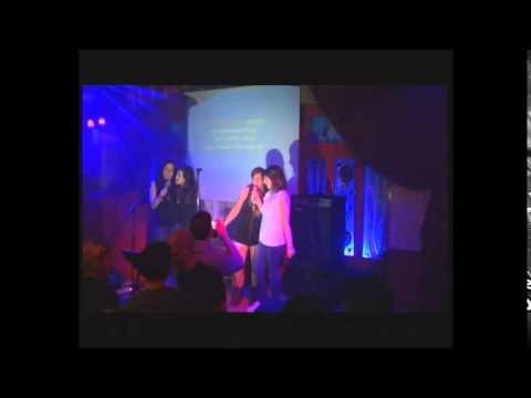 karaoke ghost 16 29 5 15 apopse lew na mhn koimithume katerina  tina eirini kuriaki