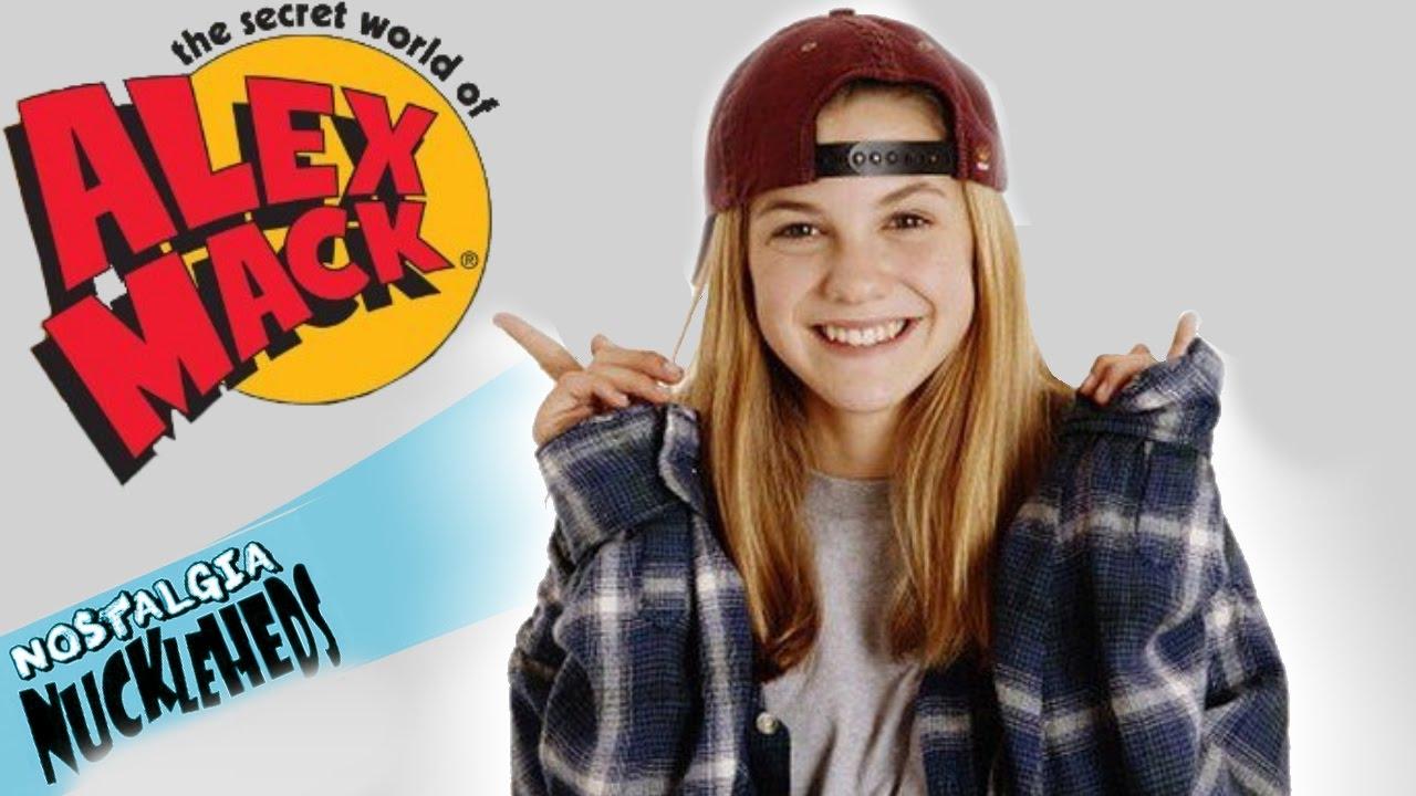 The Secret World of Alex Mack Nostalgia Nuckleheds 6