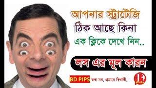 WHY 80% OF FOREX TRADERS LOSS MONEY TIPS & TRICKS  ফরেক্স বাংলা টিউটোরিয়াল BY BD PIPS