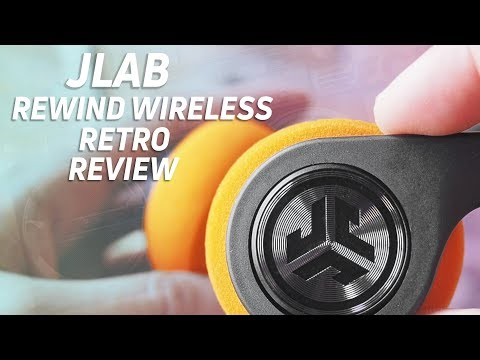 13bd42a0219 JLab Rewind Wireless Retro Review: Calling all '80s kids - YouTube