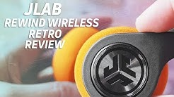 JLab Rewind Wireless Retro Review: Calling all '80s kids