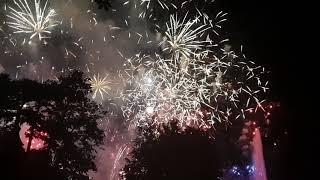 Feu des fêtes de Genève 2018