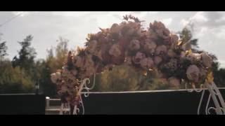 Красивая Свадьба и Выездная регистрация осенью в Гомеле (Insta Teaser). Ведущий: Андрей Колесниченко