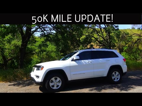 2015 Jeep Grand Cherokee 50k MILE Review! Long Term Ownership