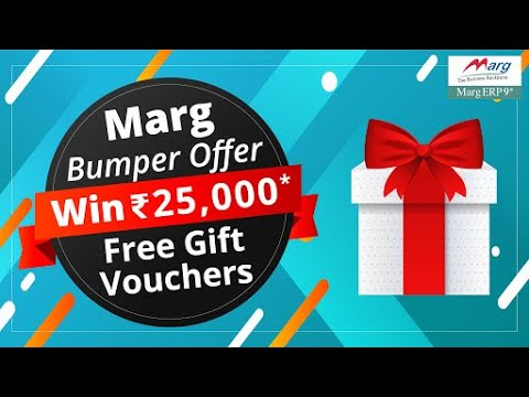 marg-erp-offers-25,000-rs-gift-vouchers-(english)