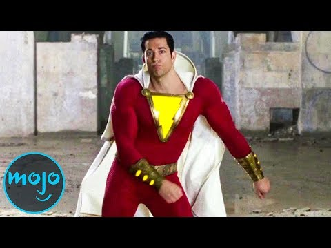 Top 10 Upcoming Superhero Movies That Might Suck
