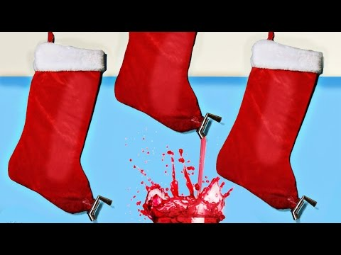 Thumbnail: Weird Christmas Life Hacks You NEED To Try!