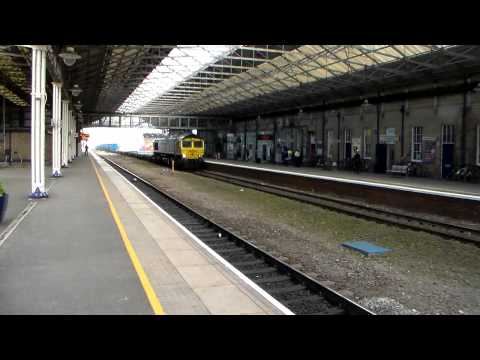 Season 4, Episode 352 - IanPooleTrains Video Diary for Yorkshire and North East Part 1/8