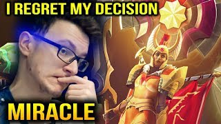 MIRACLE LC vs TB: When you have too much Fun Dota 2 7.10