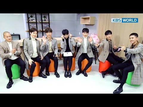 Today's GUEST : BTOB, DIA [KBS World Idol Show K-RUSH2 2017.11.03]
