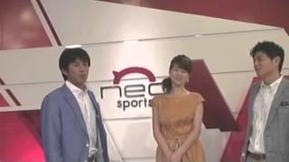 オンエア裏話(2012.7.15放送後)。 ネオワンに増田アナが正解! http://w...