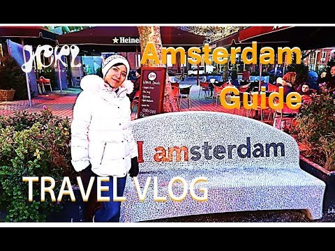 FULL AMSTERDAM CITY TOUR Pt. 1