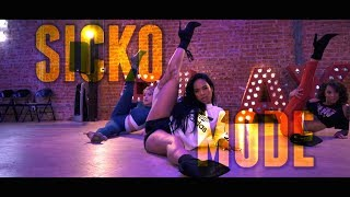 Sicko Mode | Travis Scott featuring Drake | Aliya Janell Choreography | Queens N Lettos