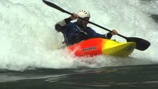 Scott Shipley tests new wave on Hawea River