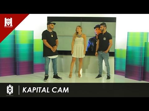 Kapital Cam: Ronald El Killa Gira De Medios Paso a Paso (Capitulo 3)