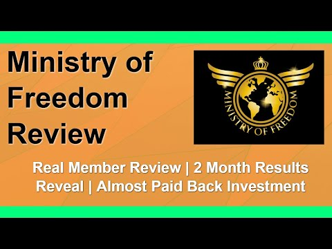 Ministry of Freedom Review | Member Review | 2 Months Results thumbnail