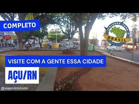 Viajando Todo o Brasil - Açu/RN - Especial