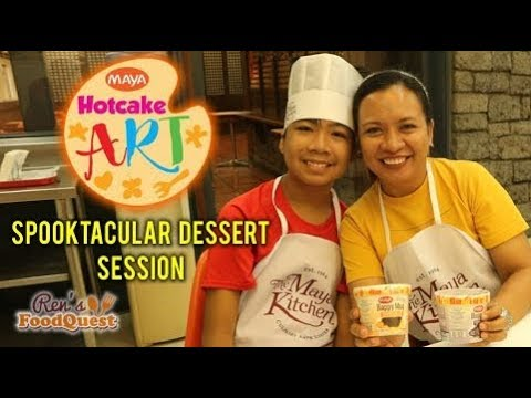 maya-hotcake-art-spooktacular-dessert-session-|-ren's-foodquest