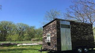 Fantastic Modern Tiny House In Gretna, Nebraska|tiny House Design Ideas