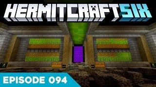 Hermitcraft VI 094 | FIREWORK FARM = CHECK 😏 | A Minecraft Let's Play