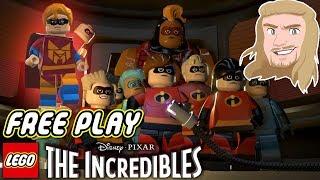 Drar pluggen på Screenslaver   LEGO The Incredibles   del 33